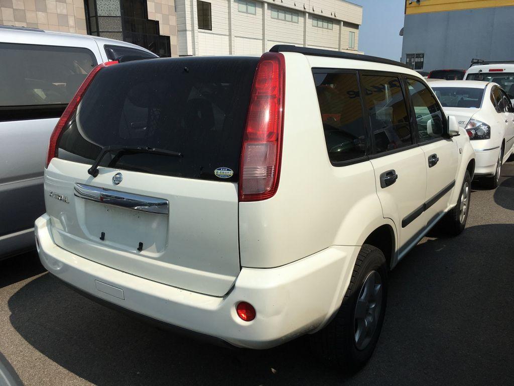 Nissan X-Trail 2004   Japanese Used Car