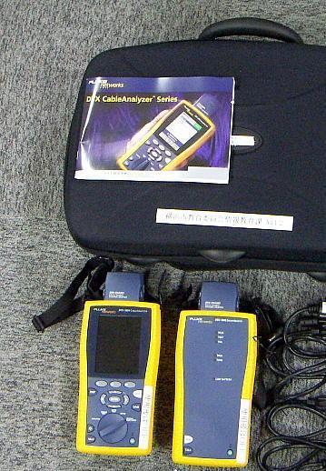 NEW Fluke DTX-1800 CableAnalyzer