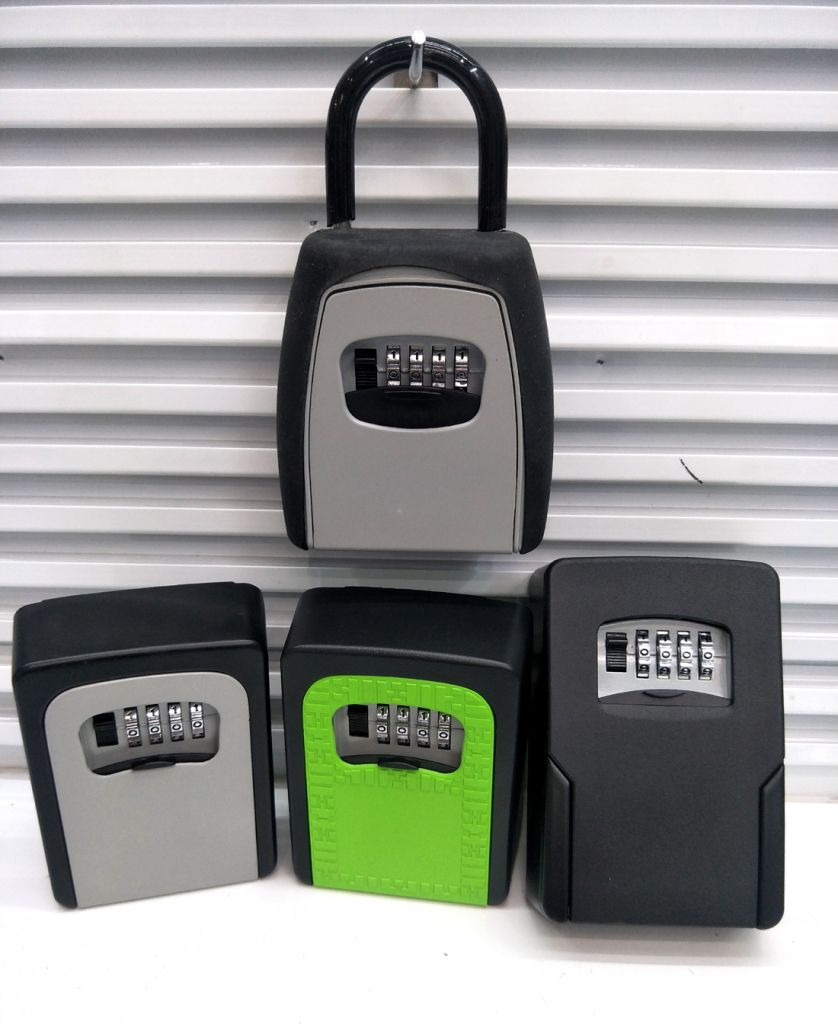 House key Keeper box with Combination , Key Safe box
