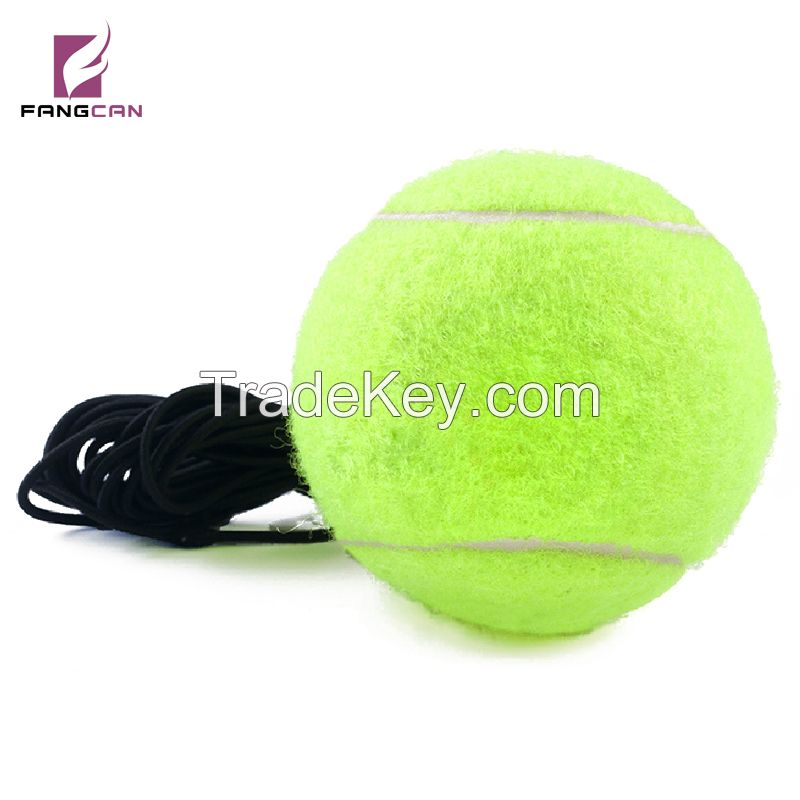 High quality FANGCAN Durable Tennis Ball Taining Ball with Round Elast