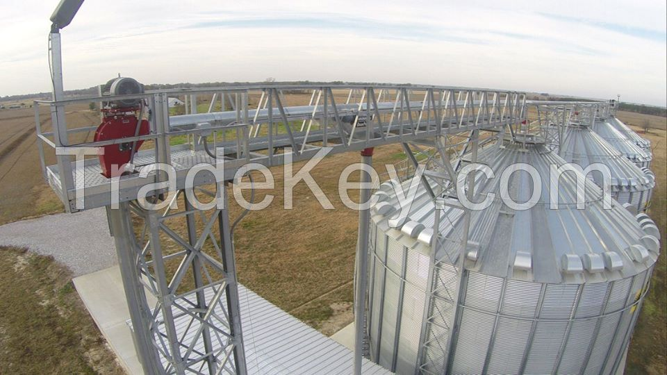 Hutchinson Mayrath Grain Conveyor Loop System