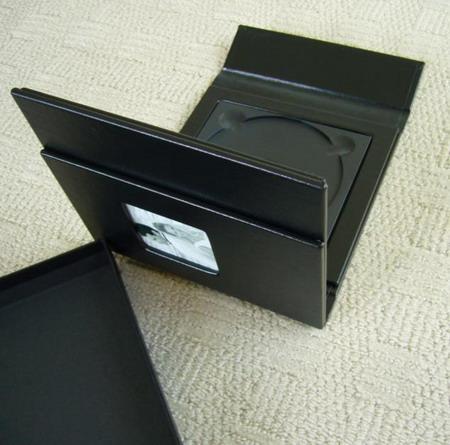 Wedding CD/DVD Cases, Wedding CDDVD Album, Wedding CD/DVD Folioes