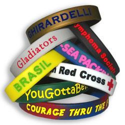 Silicone Wristbands (USA Distributor)