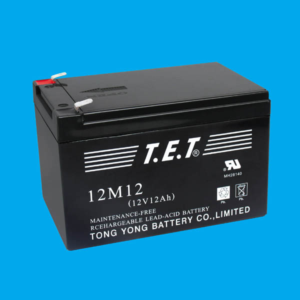 Sealed lead acid battery (VRLA,SLA)