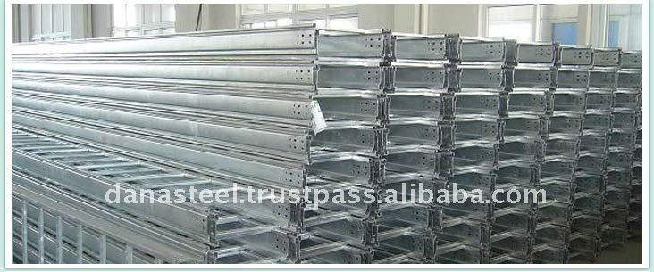 DANA OFFSHORE/MARINE HEAVY DUTY CABLE LADDERS HOT DIP