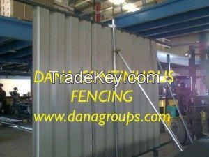 Fencing sheet in UAE/SAUDI ARABIA.OMAN.QATAR