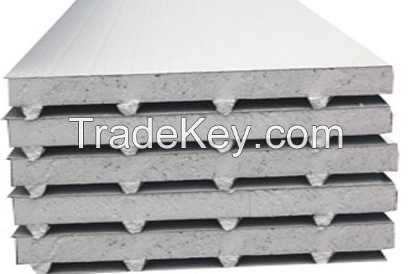 ROCKWOOL Sandwich Panel , Fire rated Sandwich Panels , EPS panels