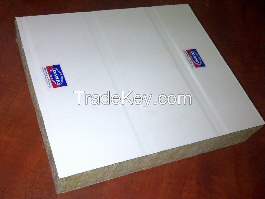 Aluminum Panels , Composite panel , Insulated sandwich panel Fire rated metal panel  in uae , saudi