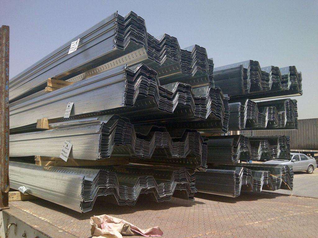 UAE SAUDI QATAR PURLINS GI MS DANA STEEL
