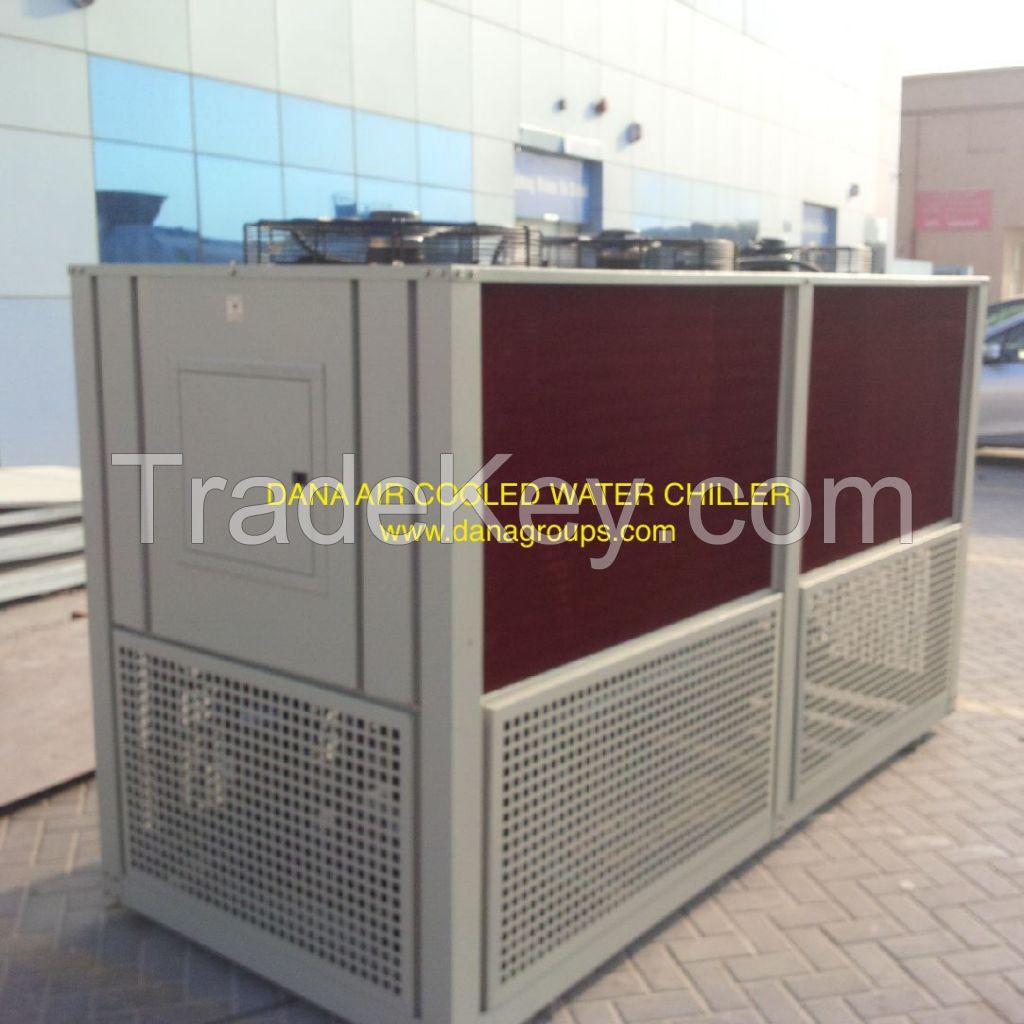 Water cooler chiller in Saudi Arabia