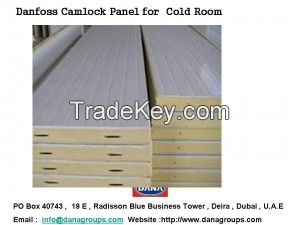 DANA COLD ROOMS (PHARMA/FOODSTUFF) - UAE/INDIA/QATAR/SAUDI