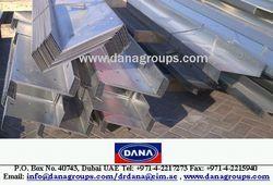 DANA COLD FORMED STRUCTURAL C PURLIN UAE/INDIA/LIBYA