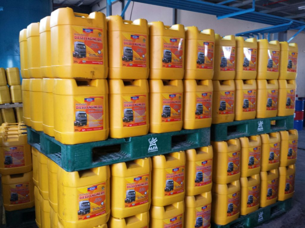 Hydraulic Oil 68 - Made in UAE - DANA Lubricants and Oils - Azerbaijan, Kazakhstan, Uzbekistan, Turkmenistan, Kyrgyzstan