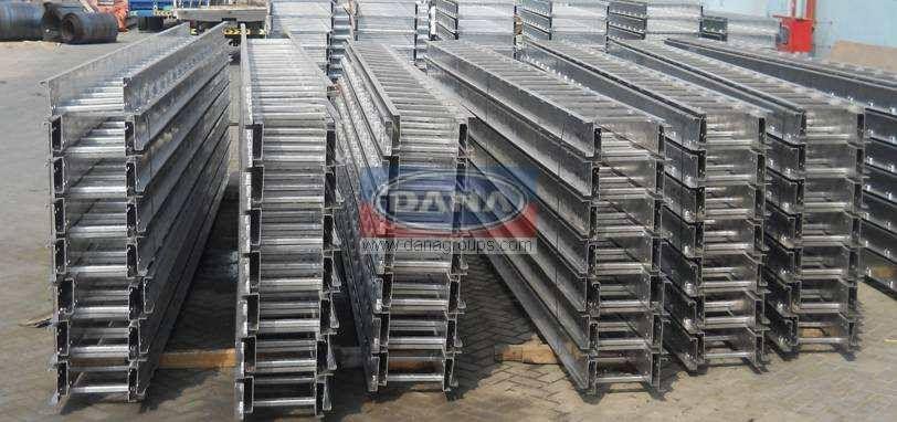 DANA Cable Trays/Troughs/Ladders [Offshore/Marine] - INDIA/UAE/LIBYA