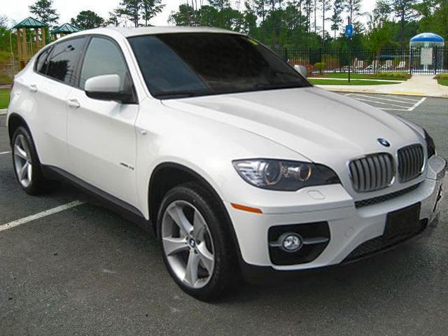 2008 BMW X6 xDrive50i USA Car For Export MSRP $83270