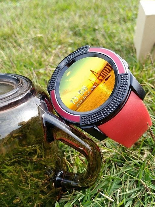 Smart Watch V8 - Unqiue Design Model