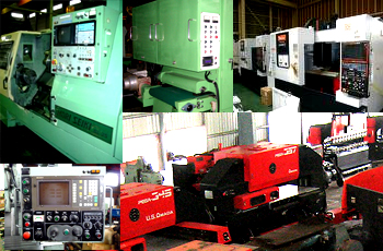 Used Japanese Industrial Machinery
