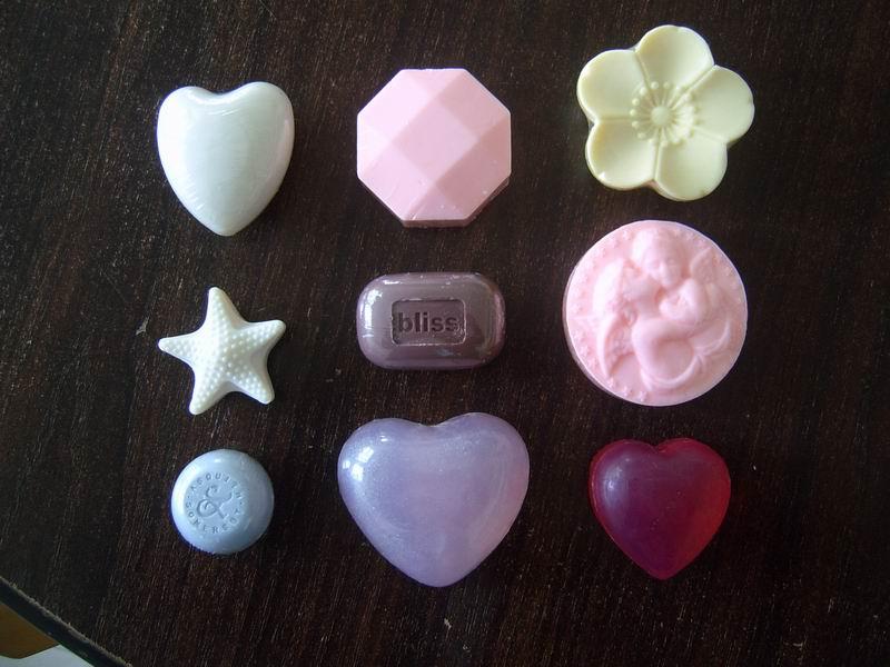 Soap/trasparent soap