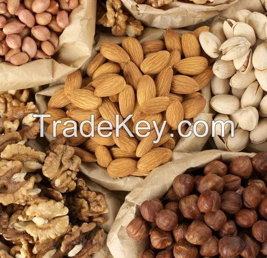 Kidney Beans, Cashew nuts, Almond, Yellow corn, Animal Feed, Green mung beans, Chick peas, seeds, Pink Beans, Pinto Beans