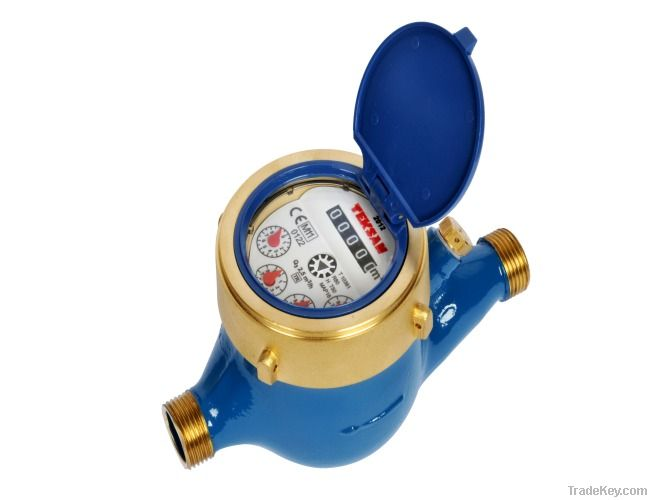 TR Multi-jet, Dry type, Cold Water Meter