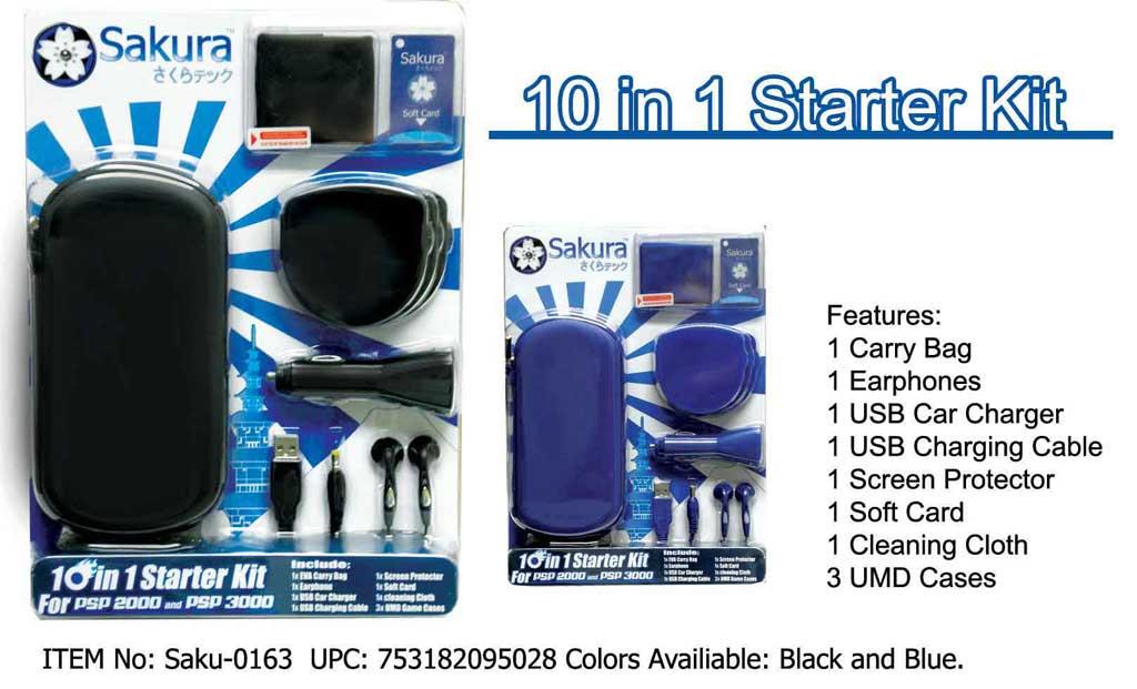 PSP Kit (10 in 1)