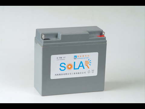 vrla battery(small-sized series)