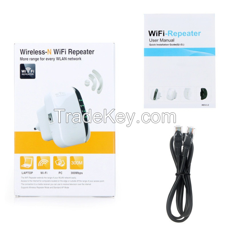 300Mbps Wireless Mini Single Router/AP/Repeater
