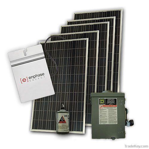 Solar grid Tie Kits