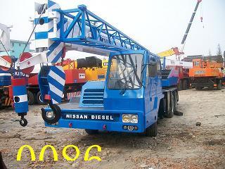 Tadano Truck Crane