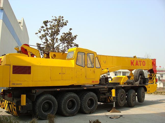 Kato Truck Crane