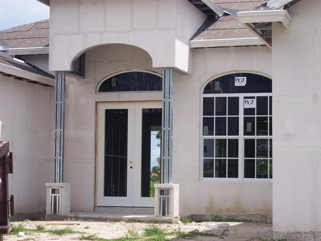 Exterior Insulated Cladding