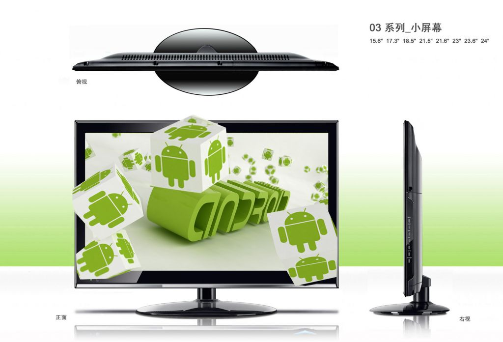 New Fasion Save Energy Bright Big Screen Full HDMI 1080P 32 INCH LED TV