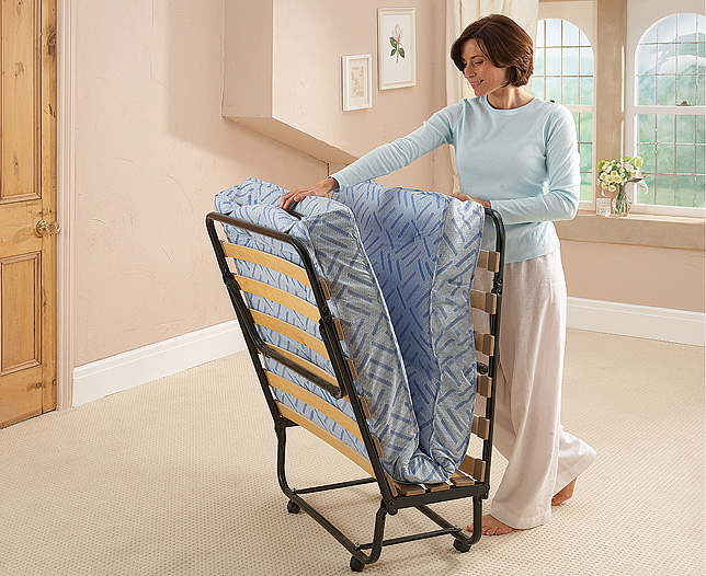 iron steel folding funton guest bedding furniture