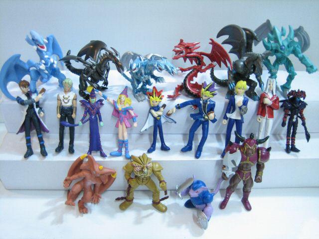 plastic action figure.action figure toys, anime figure model toys