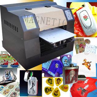 Multi-Functional Flatbed Printer