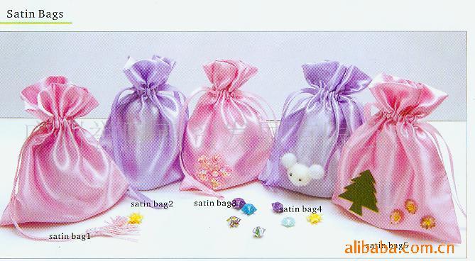 organza bag,box and decoration