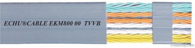 TVVB FLAT ELEVATOR CABLE