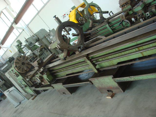 used lathe 700 mm x 5000 mm