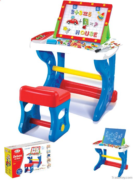 Learning desk, drawing/writing board(new item)