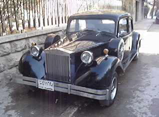Modified Citroen