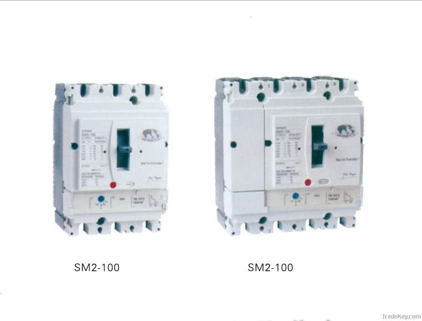 NSX Schneider type Moulded Case Circuit Breaker