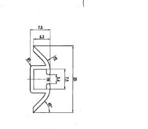 Alumium Extrusions Profile