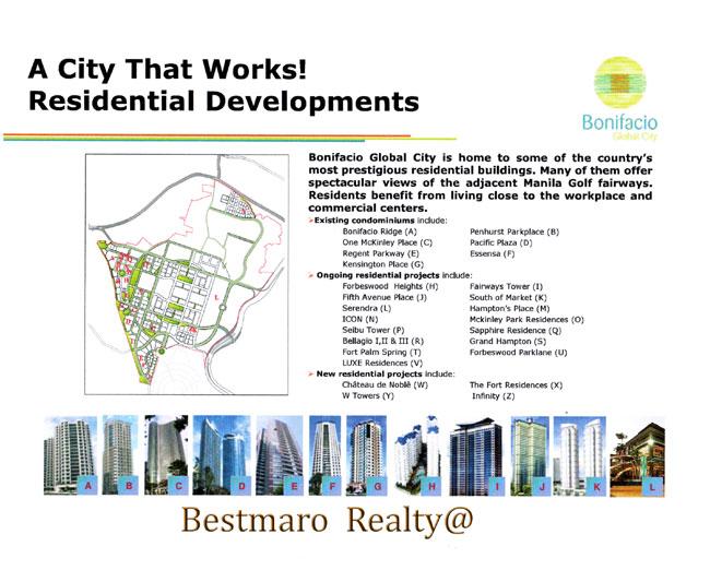 Bonifacio Global City Project