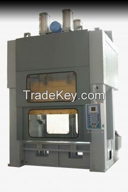 Various types of metalworking machines