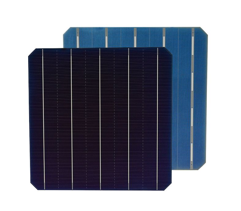Double-sided Bifacial Solar cell-Mono-Crystalline HDT(Herero-Junction) Double-sided bioficial solar Cell