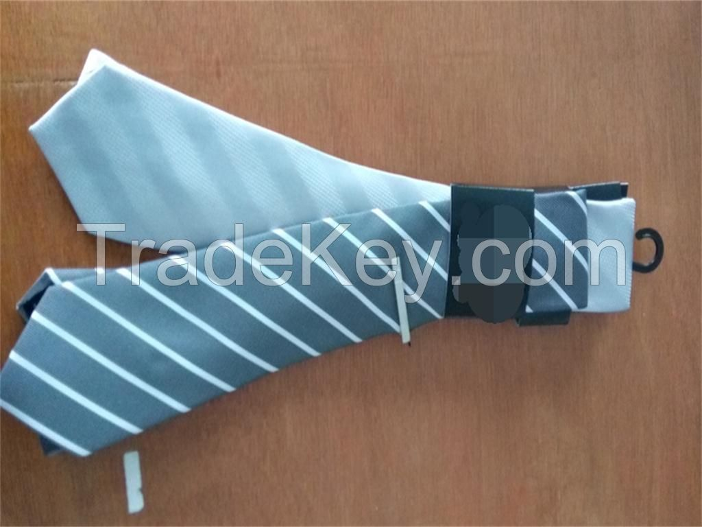 fashion polyester necktie ,men ties