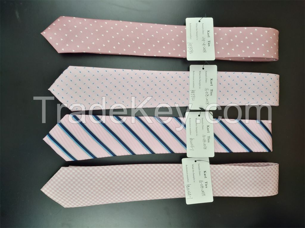 fashion polyester necktie , men ties