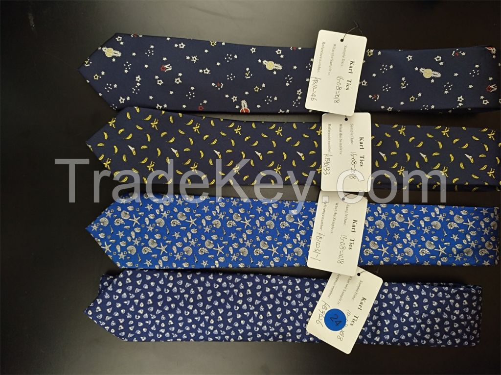 fashion polyester necktie , men ties
