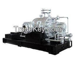 NDMh Series Radially Split Multistage Segmental / Barrel-Insert Pumps
