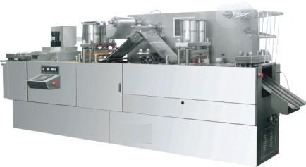 Plastic Aluminum Blister Packaging Machine